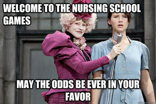 Nursing School Meme